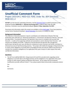 NERC Document_Portrait (Unofficial Comment Form)