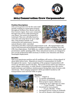 2014-Conservation-Crewmember-Position-Description