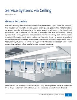 Service Systems via Ceiling