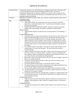 cancer pain management guidelines pdf