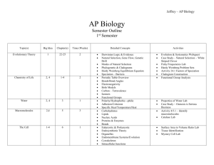 1st-Semester-Outline---AP-Biology