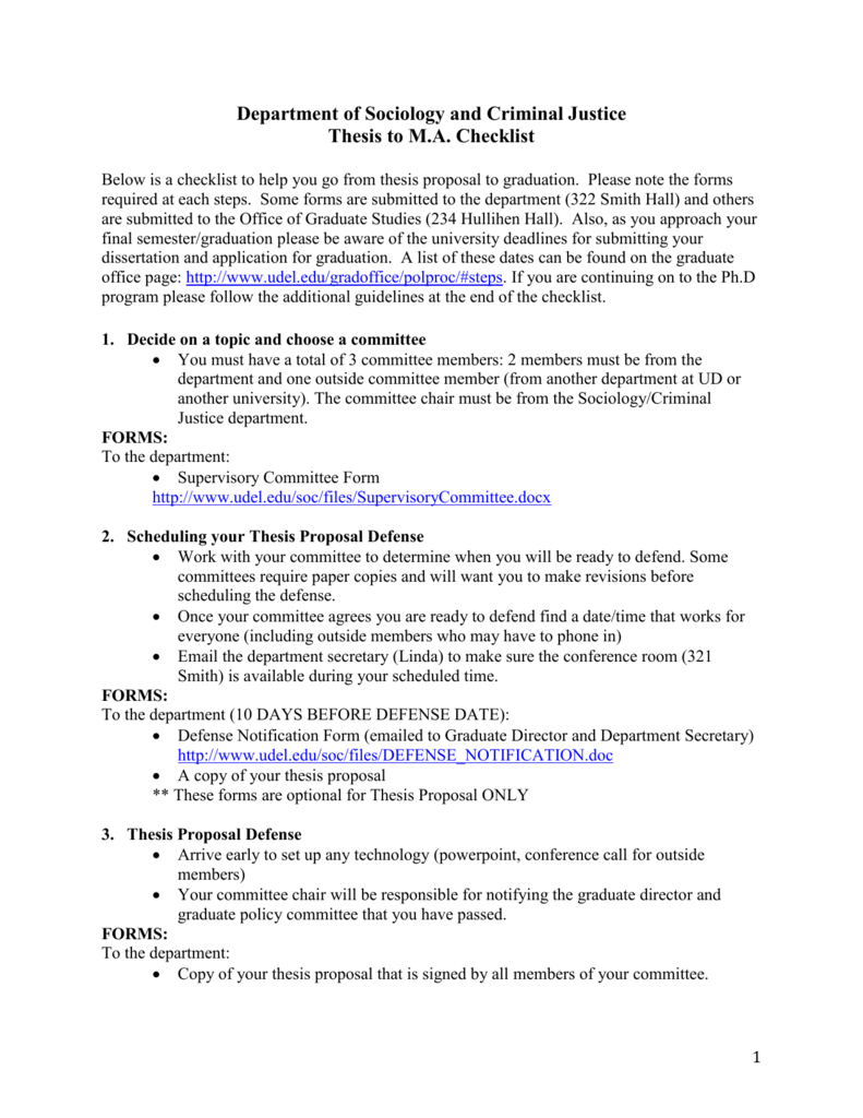 udel dissertation template