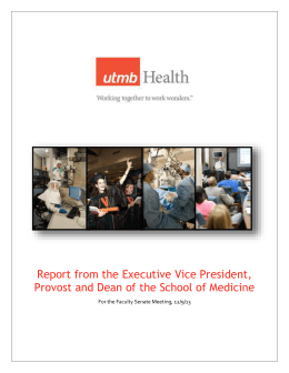 report submitted by Dr. Jacobs