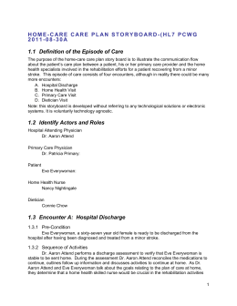 Home care Plan Storyboard 20110831b