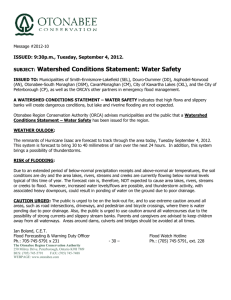 Water-Safety-September-4 - Otonabee Regional Conservation