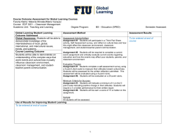 Matrix - FIU Global Learning