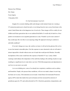 Guy-Williams Unit 3 essay