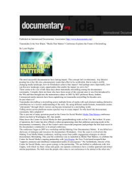 Published on International Documentary Association (http://www