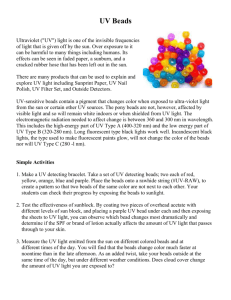 UV Bead Chem - pa3
