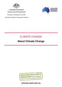 About Climate Change [WORD 513KB]