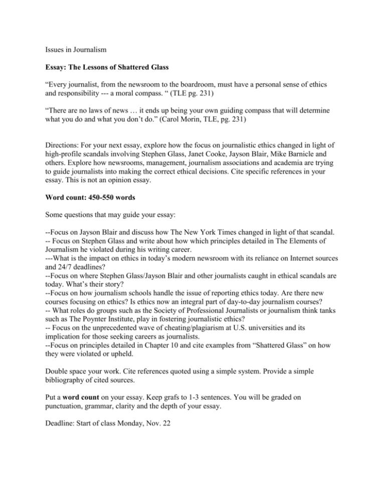 Essays on stephen glass gothic and renaissance architecture essay lc filmbay ix academic rtf