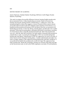 Graduate Abstracts - Middle Tennessee State University
