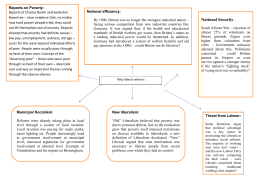 liberal reforms motives essay why liberal reforms spider diagram