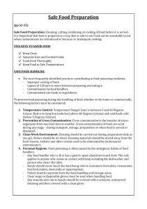 File - Stage 6 Food Technology Syllabus