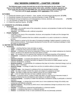 Download Modern Chemistry Answer Key Chapter 7 PDF