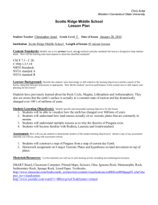Lesson Plan - Western Connecticut State University