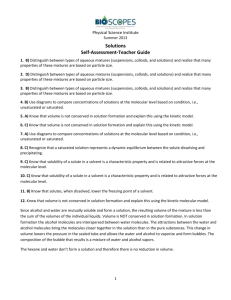 Solutions Self-Assessment-Teacher Guide