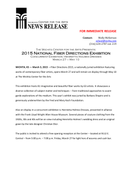 Fiber Directions 2015 Press Release