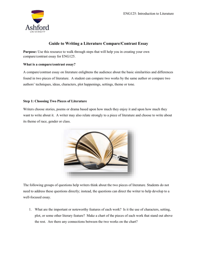Compare contrast essay two authors best technical sales resume