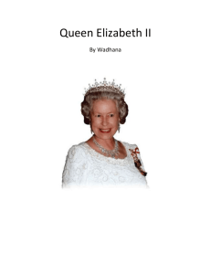 Queen Elizabeth II was born in 1926.