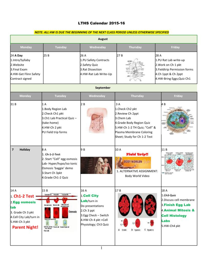 2015-2016 AB Planner-Anatomy