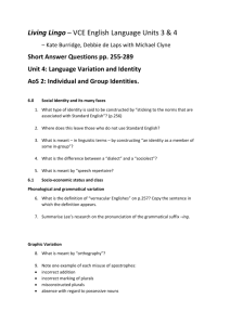 Short-answer questions. - Belmont High School