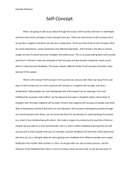 teen leadership the flippen group self concept essay 6 weeks test
