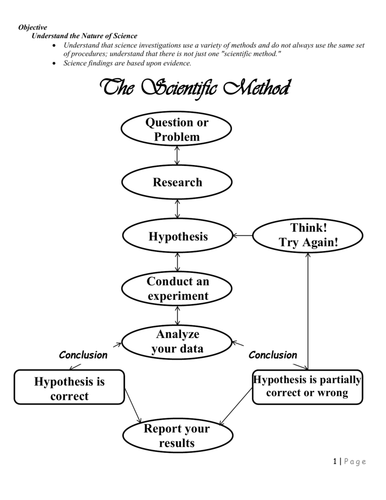 Worksheets Science And The Scientific Method Worksheet scientific method worksheet