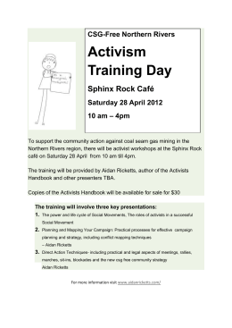 Activism-training-day-Sphinx-Rock