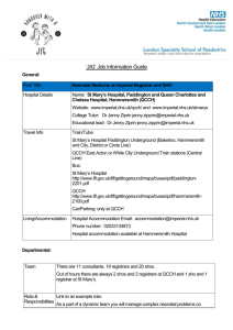 Board Bulletin - London School of Paediatrics