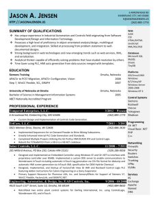 SIMATIC HMI WinCC V7 0 System Description