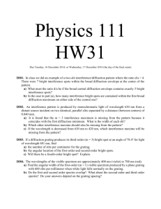 Physics 212 HW17 - University of St. Thomas