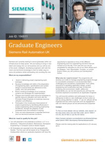 Graduate Engineers