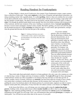 MS Frankenplants Reading Handout v1.1
