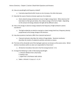 Chapter 5, Section 3 Book Work Answers