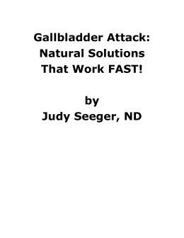 Understanding the Pain of a Gallbladder Attack