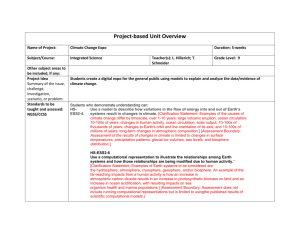 Project-based Unit Overview
