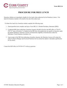 JBC(1)-6: Procedure For Free Lunch