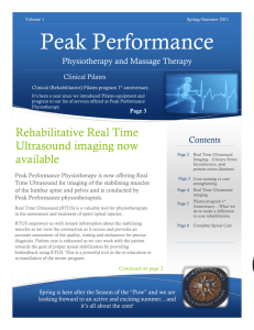 real time ultrasound imaging references