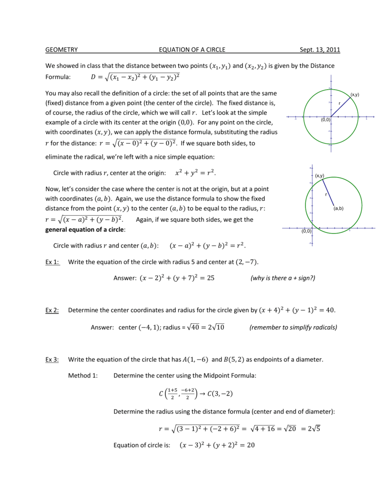 Equation Of A Circle Worksheet Math Equations Of Circles 4 Worksheet in addition  as well Alge 2 Worksheets   Conic Sections Worksheets moreover Equations of Circles Lesson Plans   Worksheets   Lesson Pla in addition Writing equations of circles Worksheets also Alge 2 Worksheets   Conic Sections Worksheets in addition Math Worksheet 0027   Equation of the circle by MathNoHow   TpT additionally Equations of Circles likewise 8   7  M also  in addition  further Hyperbola Worksheet Hyperbolas Worksheet Hyperbolas Worksheet likewise Equation Of A Circle Worksheet   Winonarasheed additionally  further Circle Equations worksheet furthermore . on equation of a circle worksheet