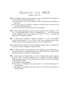 Physics 111 HW29 - University of St. Thomas
