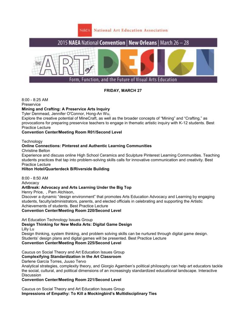 Terrific Word National Art Education Association Download Free Architecture Designs Scobabritishbridgeorg