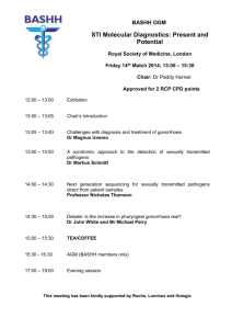 BASHH OGM Afternoon Programme