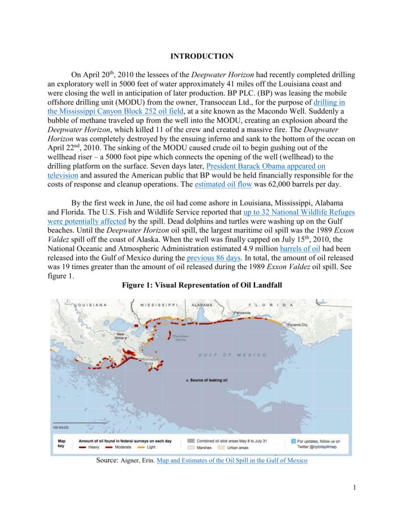 Boomsaad - Deepwater Horizon Oil Spill