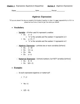 objective 2 writing algebraic expressions rh studylib net study guide and intervention adding and subtracting polynomials 7-5 7-4 study guide and intervention adding and subtracting polynomials answers