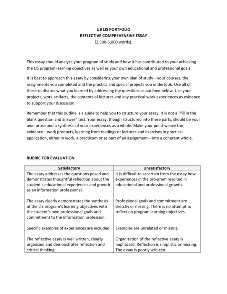 Ub application essay oilfield resume