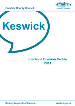 Keswick - Cumbria County Council