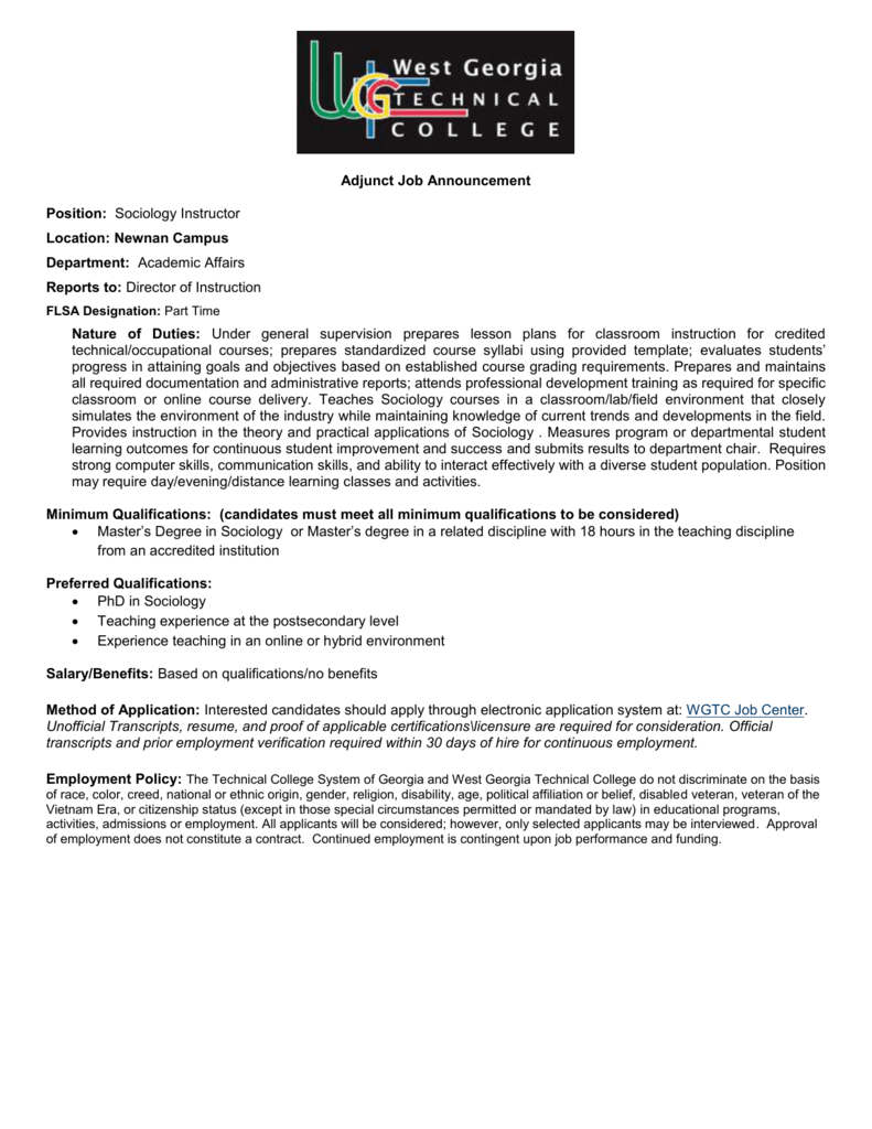 resume sociology teachers postsecondary change management