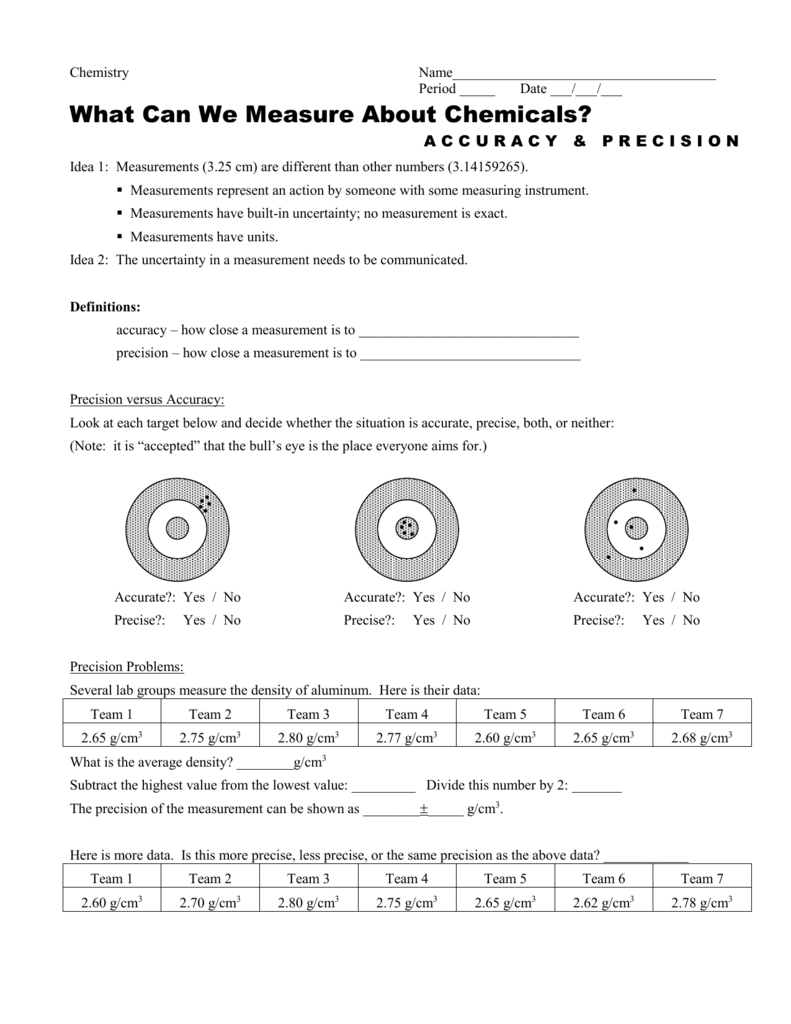 acuracy and precision ws.doc on yes good, yes oh, yes symbol,
