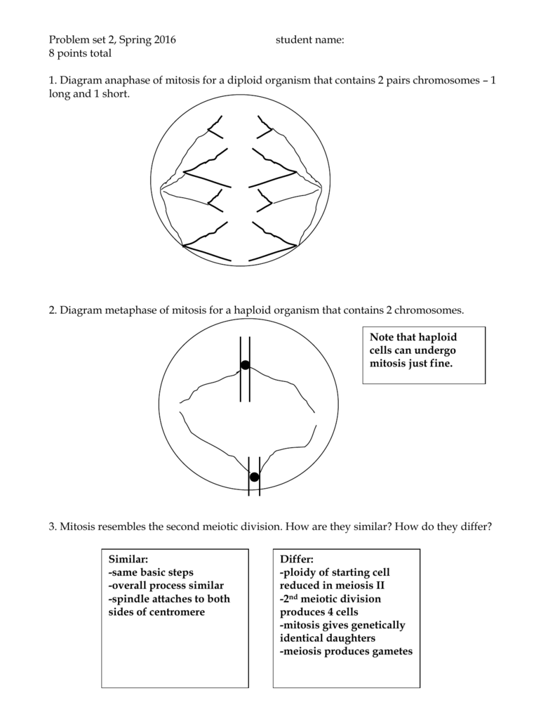 Problem set 2 spring 2016 student name 8 points total 1 diagram ccuart Image collections